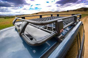 рейлинги на крышу автомобиля своими руками