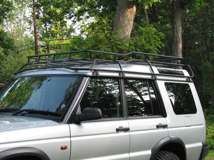 багажники на крышу автомобиля своими руками