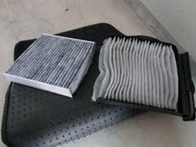 установка салонного фильтра рено логан