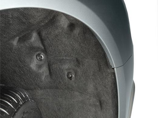 шумоизоляция арок колес