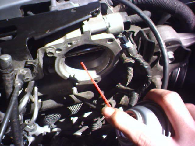 Фото №35 - как почистить дроссельную заслонку ВАЗ 2110