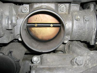 Фото №34 - как почистить дроссельную заслонку ВАЗ 2110