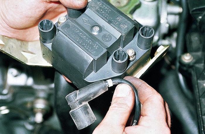 Система зажигания ваз 2114 инжектор 8 клапанов
