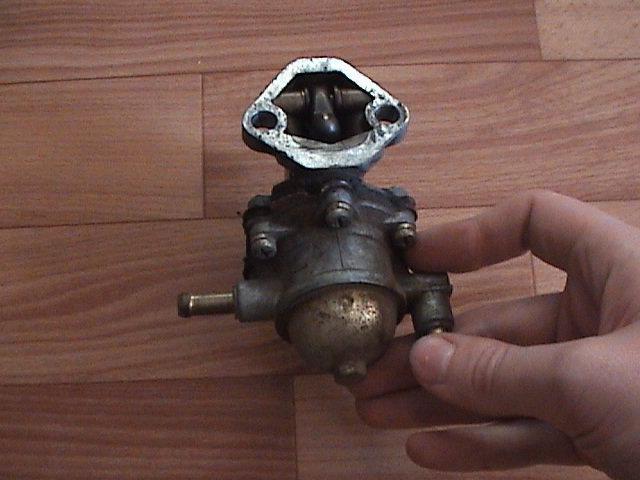 Как снять бензонасос 2107 инжектор