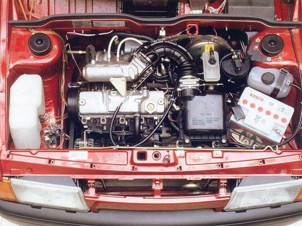 ремонт двигателя ВАЗ 2109