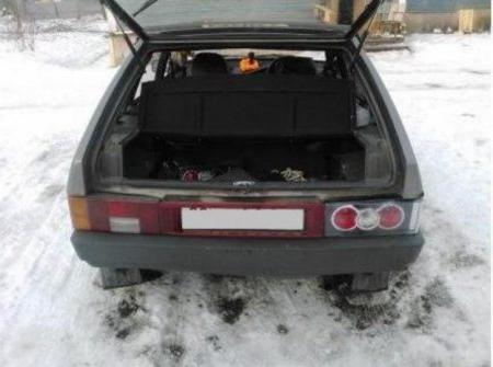 тюнинг фары на ВАЗ 2109