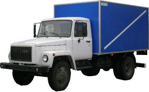 ремонт ГАЗ 3309