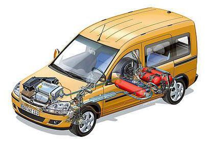 Газовое оборудование на автомобиль: стоимость и отзывы. Газовое оборудование на автомобиль: плюсы и минусы