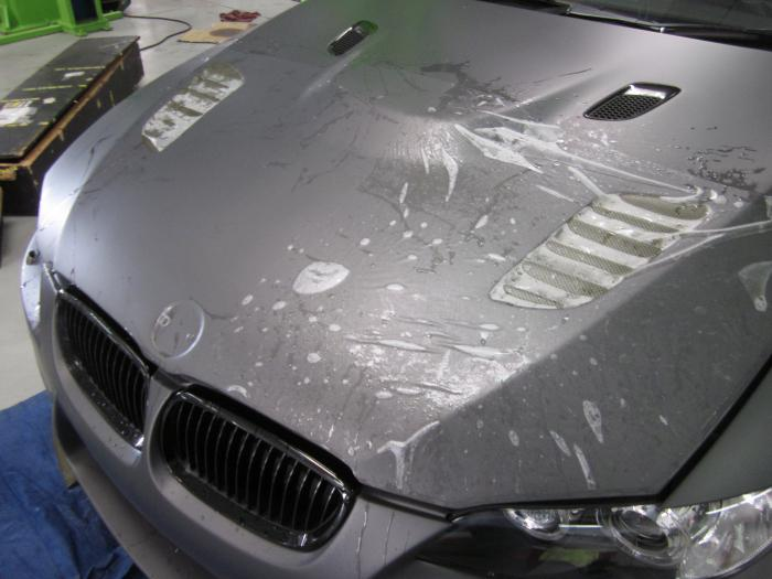 Антигравийная защита кузова автомобиля: отзывы автомобилистов. Защита антигравийной пленкой