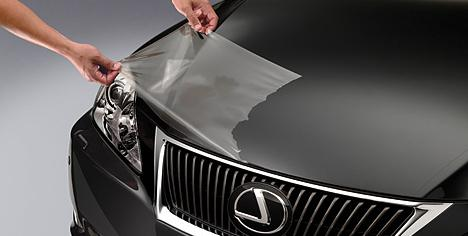 антигравийная защита порогов автомобиля