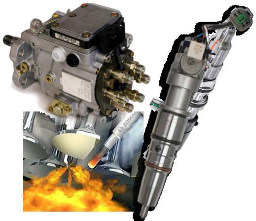 схема топливной системы форд транзит