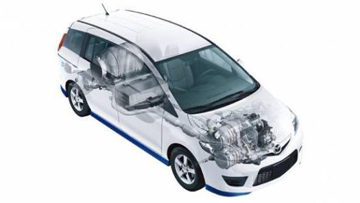 схема топливной системы дизельного двигателя