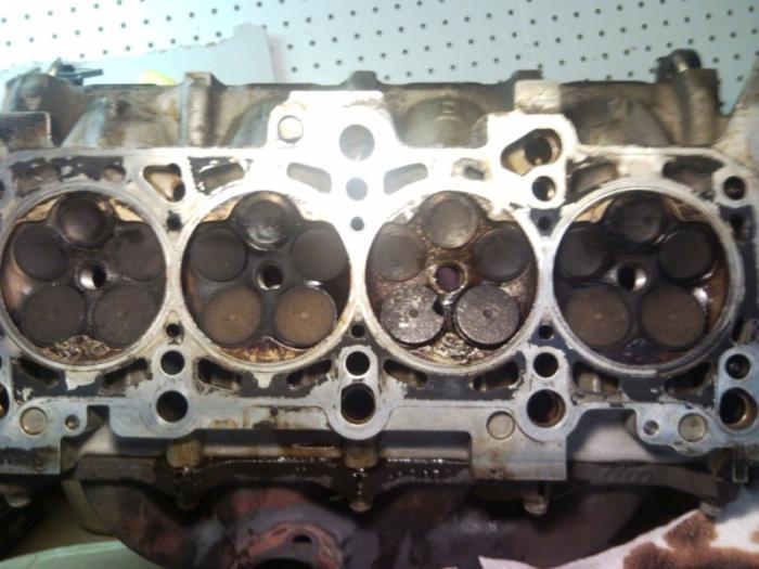 Сильно троит двигатель на холодную