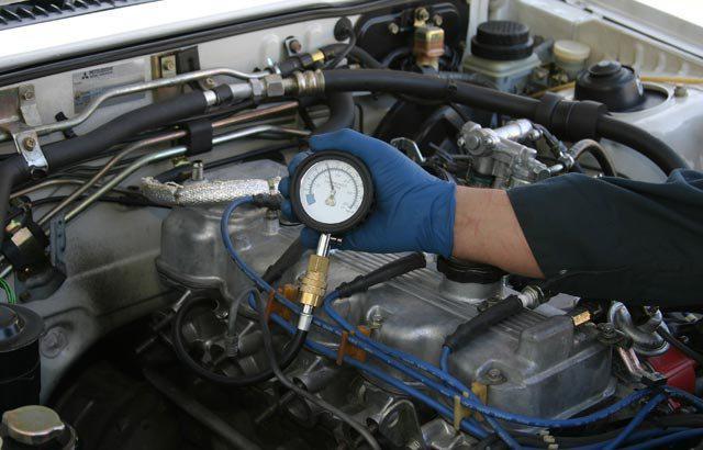Компрессия в бензиновом двигателе