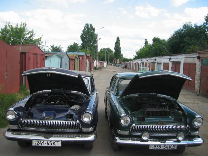 ГАЗ-23: технические характеристики, фото и история создания