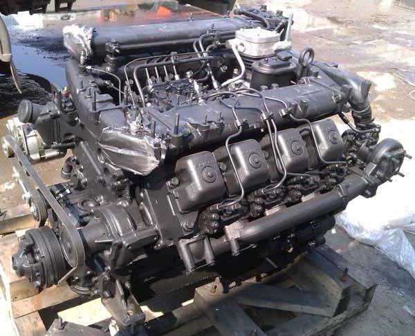 двигатель камаз 740 ремонт