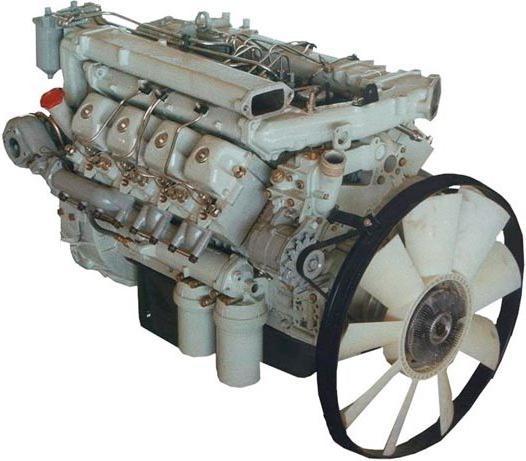 система питания двигателя камаз 740