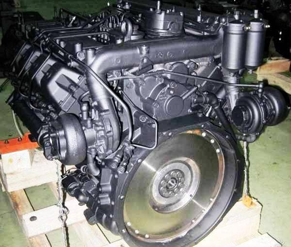Движок КамАЗ 740: устройство и ремонт