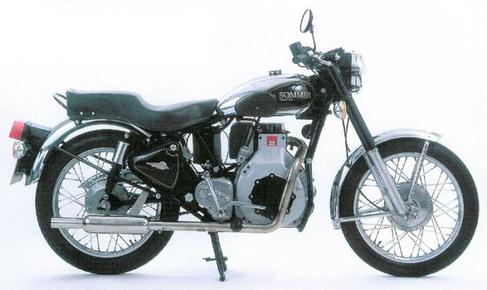 дизельный мотоцикл