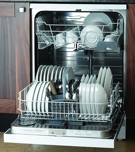 Замена помпы в посудомоечной машине
