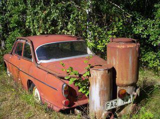 газогенератор автомобиль на дровах