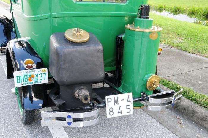 дровяной газогенератор своими руками