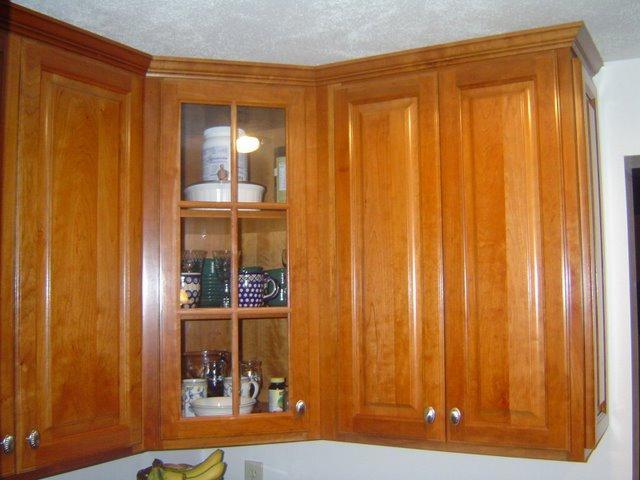 Кухонные навесные