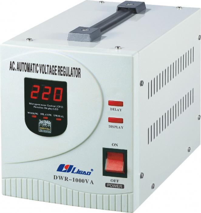 Как выбрать стабилизатор напряжения для газового котла ...