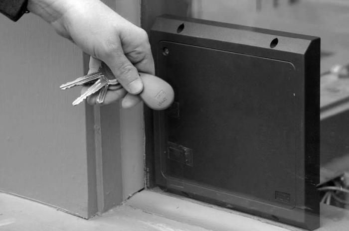 сделать ключ от домофона
