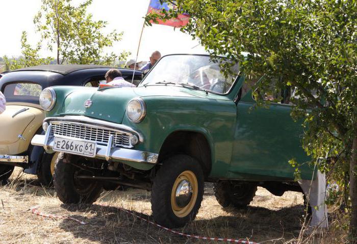 москвич 410 тюнинг