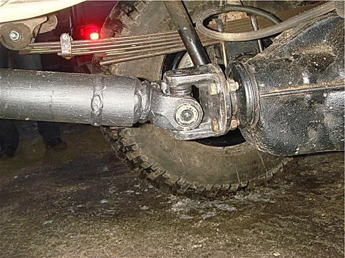 Ремонт кардана газель