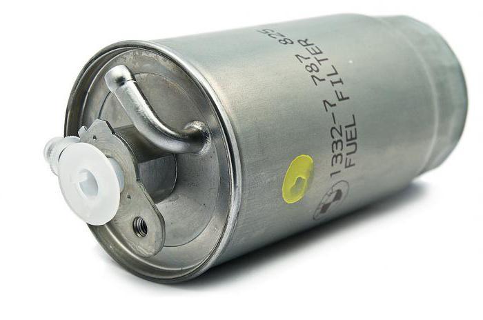 замена топливного фильтра хендай