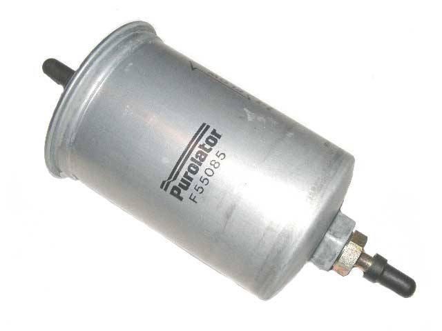 Периодичность замены топливного фильтра на автомобиле