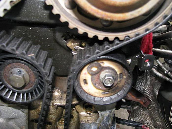 Как заменить ремень грм на форд фокусе