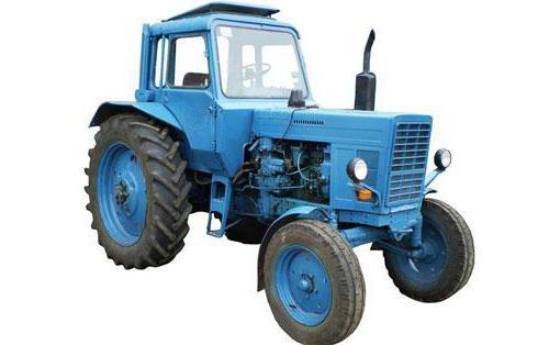 Управление сцеплением (для трактора  БЕЛАРУС-80У/82У ) МТЗ.
