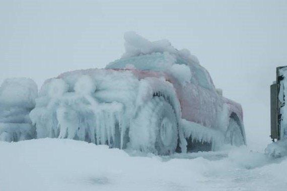 как зимой утеплить двигатель авто