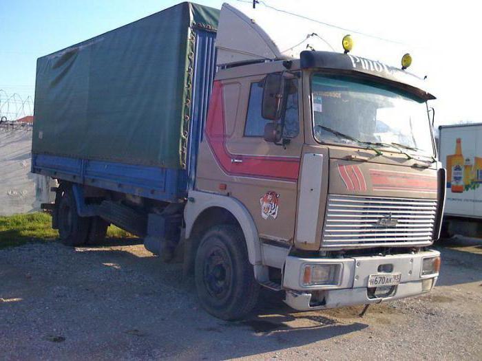 тюнинг грузовиков МАЗ