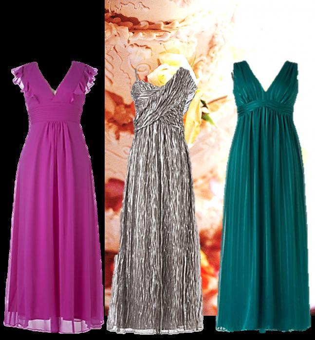 Платья для свадьбы для гостей - какие выбрать?