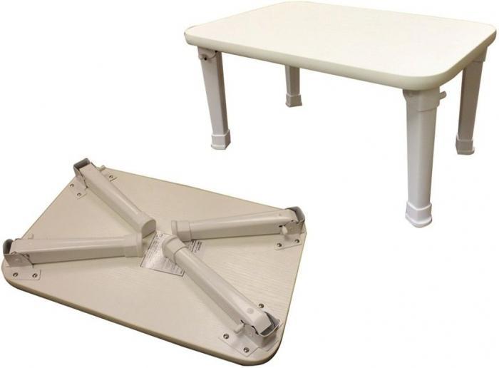 Складная опорная ножка стола