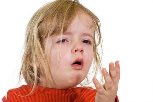 трахеит у ребенка Комаровский