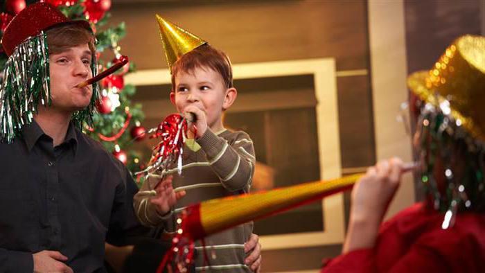 Сценарий сказки на новый год для детей современная 29 действующих лиц