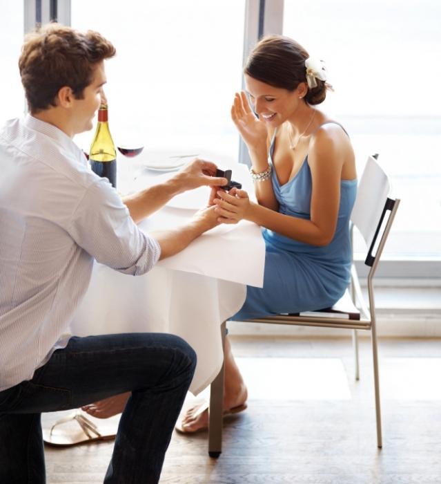 Несколько советов, как сделать предложение выйти замуж