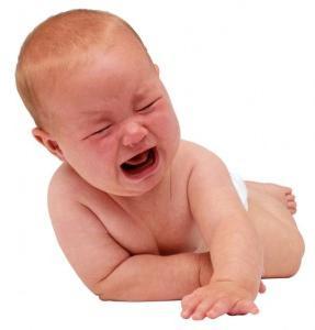 Как избавить малыша от коликов