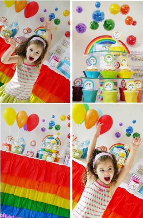 как интересно познакомить детей на дне рождения