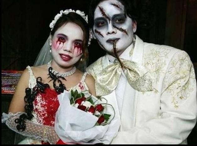 Современные виды свадеб
