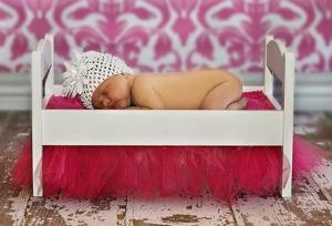 Как сделать красивую кровать для кукол фото 206