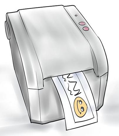 как сделать виниловую наклейку