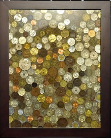 мастер класс поделки из монет