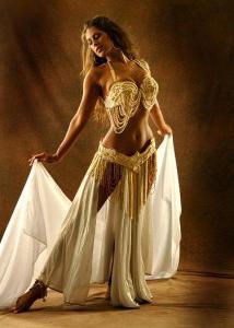 выкройки костюма для танца живота