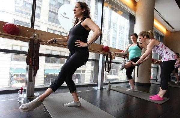 фитнес клуб для беременных